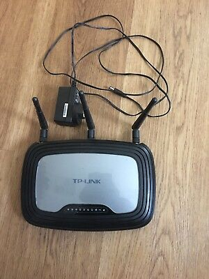TP Link Dual Band Wireless N Gigabit Router Model TL WR 2543ND