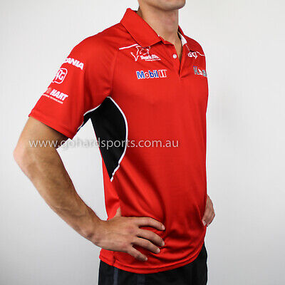 Holden HSV Racing Red Mens + Ladies + Kids Polo Shirt ***BNWT***
