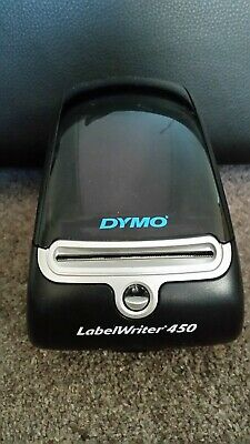 Dymo labelwriter 450  printer. Complete with power supply and USB printer lead.