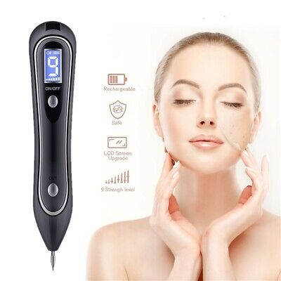 Portable Electric Laser Freckle Dark Spot Pen Tattoo Removal Beauty Instrument