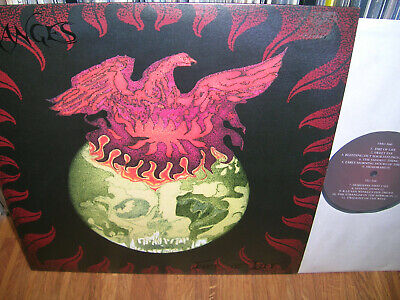 CHANGES Fire Of Life LP rare private obscure dark folk Comus Current 93 Manson