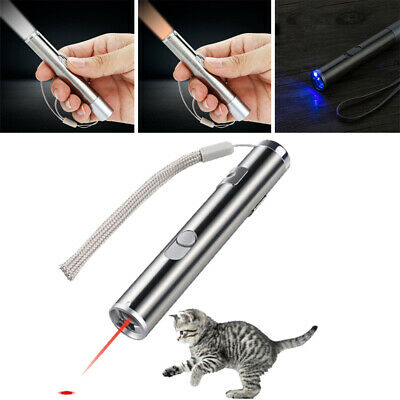 Puntero laser Lampara Impermeable USB recargable Linterna LED Mini linterna