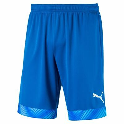 Puma Football Soccer Kids Cup Sports Training Shorts Breathable DryCELL