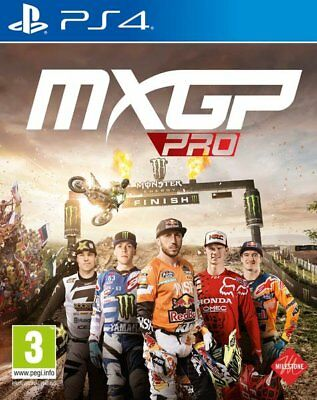 MXGP Pro (PS4)  BRAND NEW AND SEALED - IN STOCK - QUICK DISPATCH