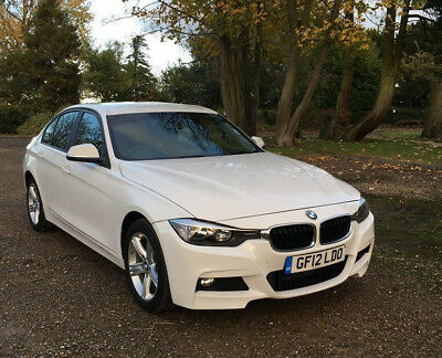2012 BMW 320D Automatic  LEATHER, NAV, DAB, CAT C