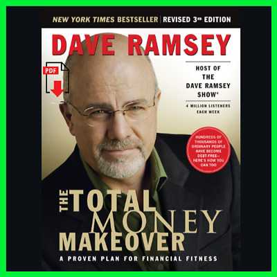 The Total Money Makeover by Dave Ramsey (E-book) {PDF} ⚡Fast Delivery(10s)⚡