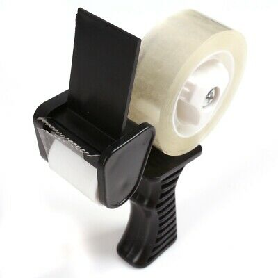 HANDHELD TAPE DISPENSER Parcel Wrapping Small Sealing Packaging Warehouse Tool