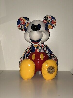 Mickey Mouse Memories March Plush 3/12 Limited Edition