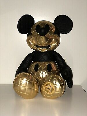 Mickey Mouse Memories August Plush 8/12 Limited Edition