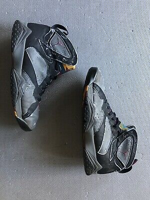 official photos f09a0 fca8f Nike Air Jordan 7 (VII) OG 1992 - Size 9.5 BlackLight Graphite
