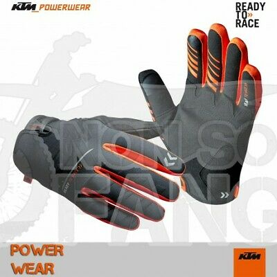 Guanti enduro KTM Power Wear 2020 Racetech WP Gloves