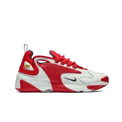detailed pictures 9350c 388aa Nike Zoom 2K (Off White Obsidian-University Red) Men s Shoes AO0269-