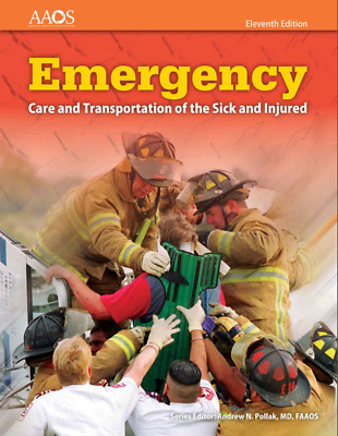 Emergency Care and Transportation of the Sick and Injured 11th { E-B00K-PDF }