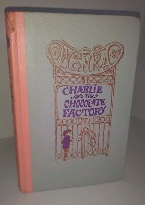 Charlie and the Chocolate Factory - Roald Dahl 1964 Junior Deluxe Edition Book