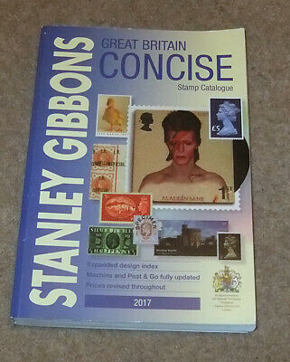 GB Concise Catalogue 2017 Stanley Gibbons
