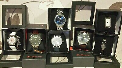 JOB LOT of Watches Mens Ladies BEN SHERMAN, FIRETRAP, NEXT & OTHERS GIFTS J700