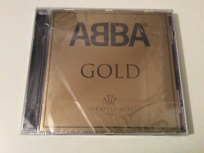 Abba Gold Abba Greatest Hits Cd Album New Sealed