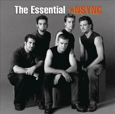 *nsync - The Essential Music 2 Disk Cd 2014