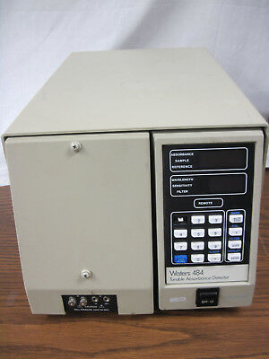Waters Millipore M484 Tunable Absorbance Detector