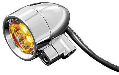 Kuryakyn - 1648 - Super-Bright LED Silver Bullets with 5/16in.-18 Mounting Bolt