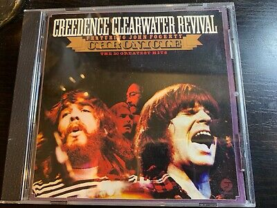 Creedence Clearwater Revival CD Chronicle The 20 Greatest Hits FREE SHIPPING