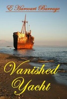 Audiobook VANISHED YACHT by E Harcourt Burrage  no CD MP3