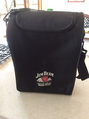 Jim Beam Cooler bag with handle and shoulder strap