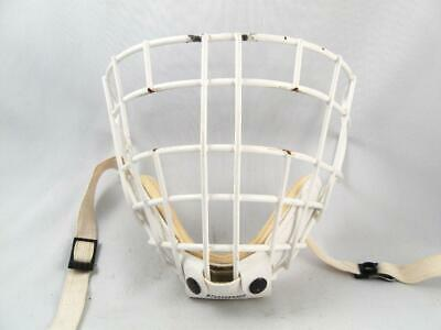 Cooper Hm 30 Ice Hockey Face Helmet Mask Cage Shield  Vintage