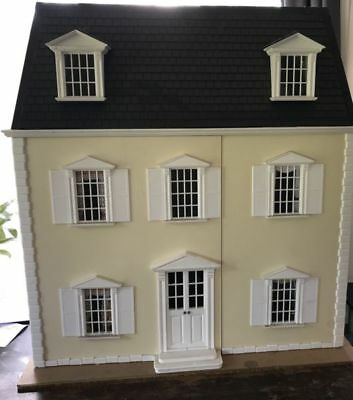 The Victorian Dolls House Collector Dollhouse & DVD Partworks Build