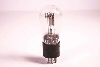 Western Electric 247 A Vacuum Tube With Rare Mesh Plate And Good Filament!!