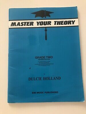 Master Your Theory - Grade 2 / Two Revised Edition - Dulcie Holland Used