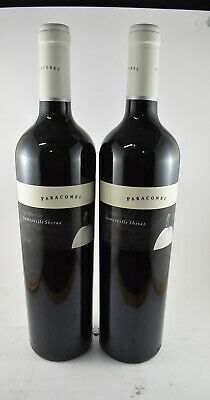 2 x Paracombe Wines Somerville Adelaide Hills Shiraz 2002, RRP $90 Each