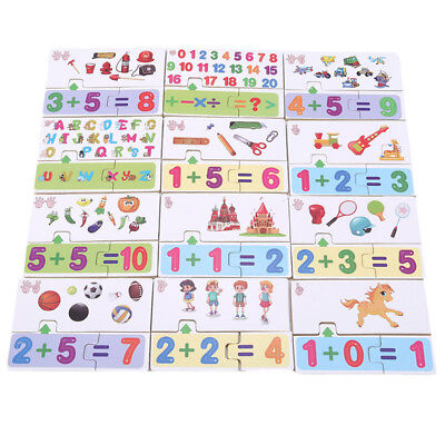 Kids Packing Puzzle Literacy and Cognition Grow Cards Jigsaw Educational Toys