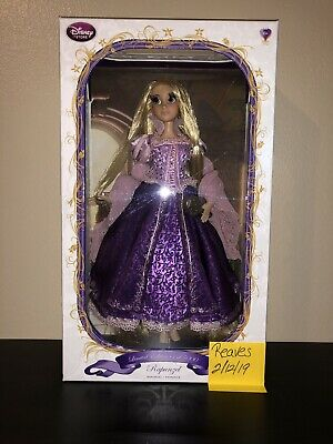 """Disney Rapunzel Limited Edition 17"""" Doll 1st Release LE 1 of 5000"""