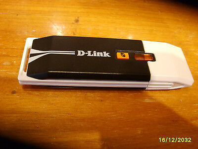 D-LINK DWA-140 WLAN Stick 300mbps Wireless Wlan Internet