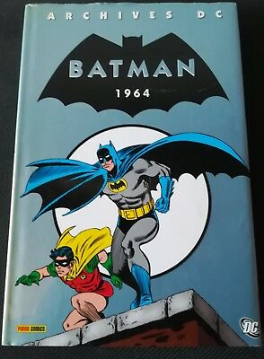 BATMAN - Archives DC - 1964 - FR