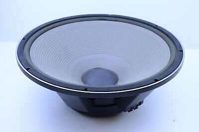 "JBL 2245H 18"" Loudspeaker Speaker 600 Watt 8 Ohm Professional Series Has Damage"