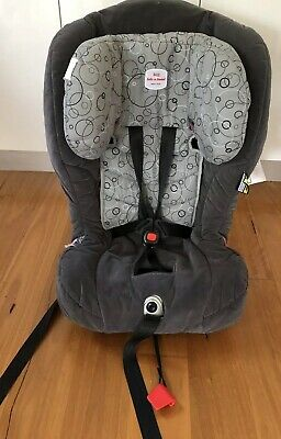 Britax Safe-n-Sound Maxi Rider AHR With Adjustable Headrest Booster Car Seat