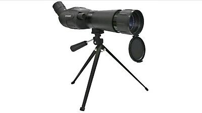 Bresser 20-60x60 360 Degree Spotty Spotting Scope with Carry Case