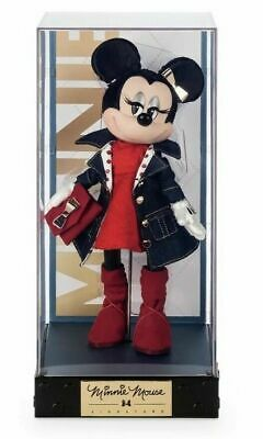 Minnie Mouse Rock the Dots Disney Store Designer Doll LE 4000 Limited Edition