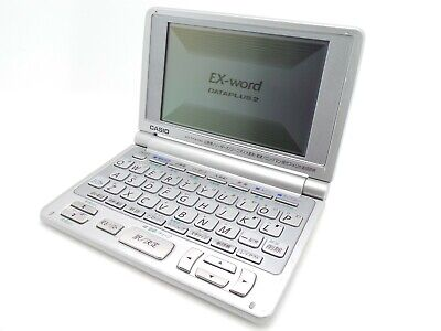 Casio Ex-Word Dataplus 2 XD-FP9100 Japanese English Electronic Dictionary