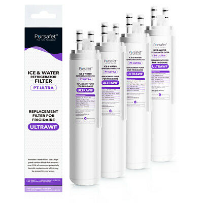 1/2/3/4 PACK Water Filter for Frigidaire ULTRAWF PureSource 241791601 46-9999