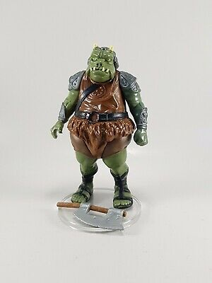 Star Wars Vintage Gamorrean Guard Kenner perfect condition coo tree lines HK
