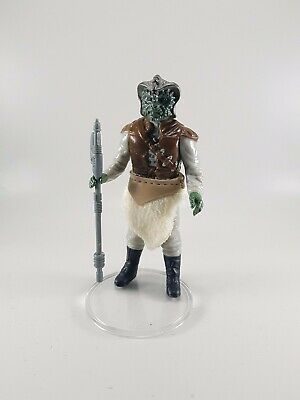 Star Wars Vintage Klaatu Kenner perfect condition coo two lines HK