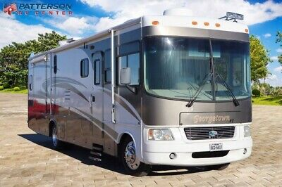 2006 Forest River Georgetown XL 359TS Class A Motorhome Low Miles Immaculate!