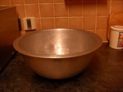 Heavy Duty Aluminium Restaurant Mixing Bowl  Used