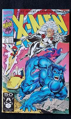 Marvel X-MEN #1 signed By Chris Claremont