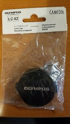 Olympus LC-42 Lens Cap (42mm), New In Original Package