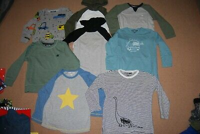 Boys clothes from Next size 4-5 years