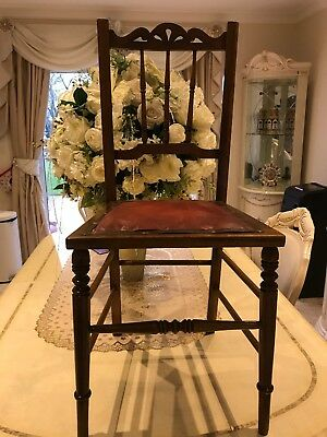 Pretty Little Antique Old Chair